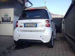 La mia Smart 451 Passion Cabrio