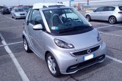 La mia Smart 451 Cabrio citybeam edition